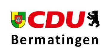 logo CDU Bermatingen quadratisch